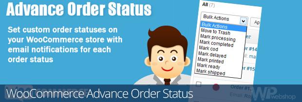 WooCommerce Advance Order Status plugin