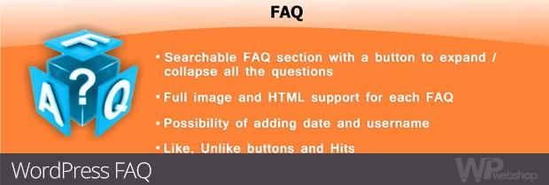 WordPress FAQ