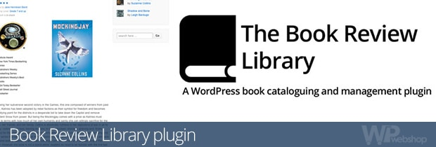 Book Review Library plugin