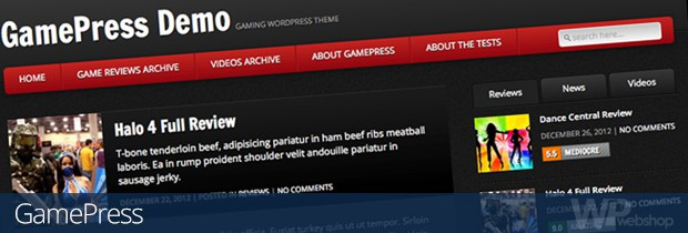 GamePress